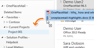 Save attachments to SharePoint