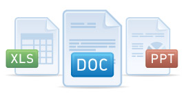 Opening and saving documents to SharePoint / Office 365 has never been easier from Microsoft Office.