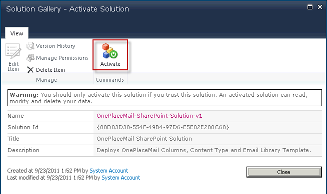 how to start outlook 2013 without administrator permissions