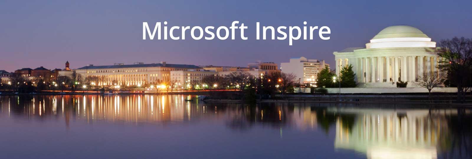 Microsoft Inspire - Wrap Up