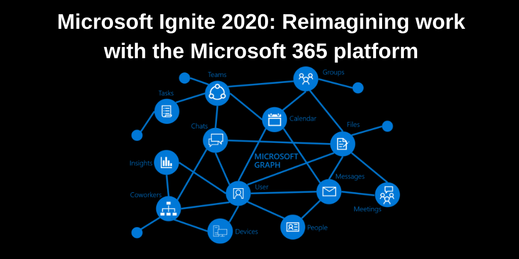 Microsoft Ignite 2020: Reimagining work with the Microsoft 365 platform