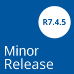 Download Minor Release Now - R7.4.5