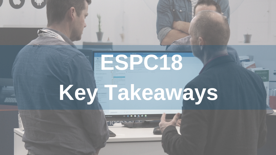 Key Takeaways from European SharePoint Conference 2018