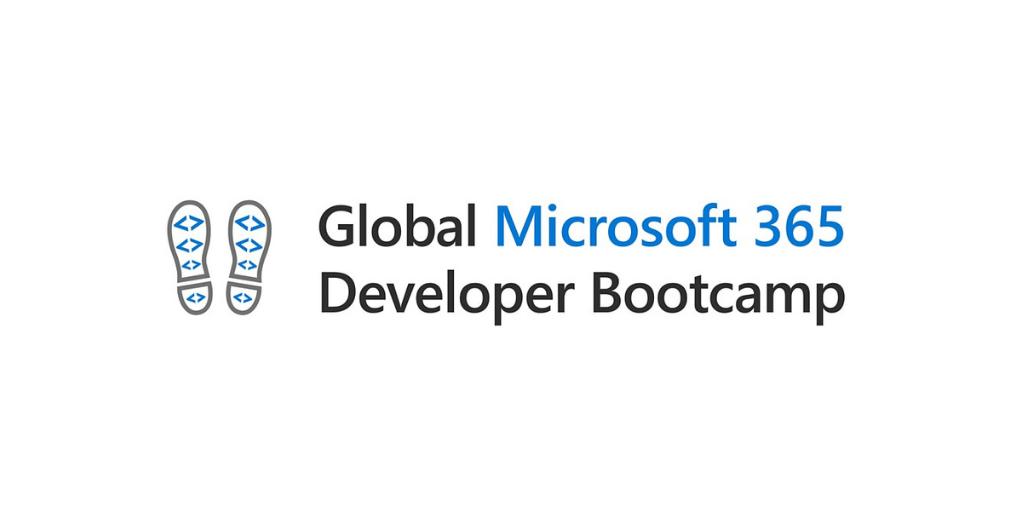 Global Microsoft 365 Developer Bootcamp 2020