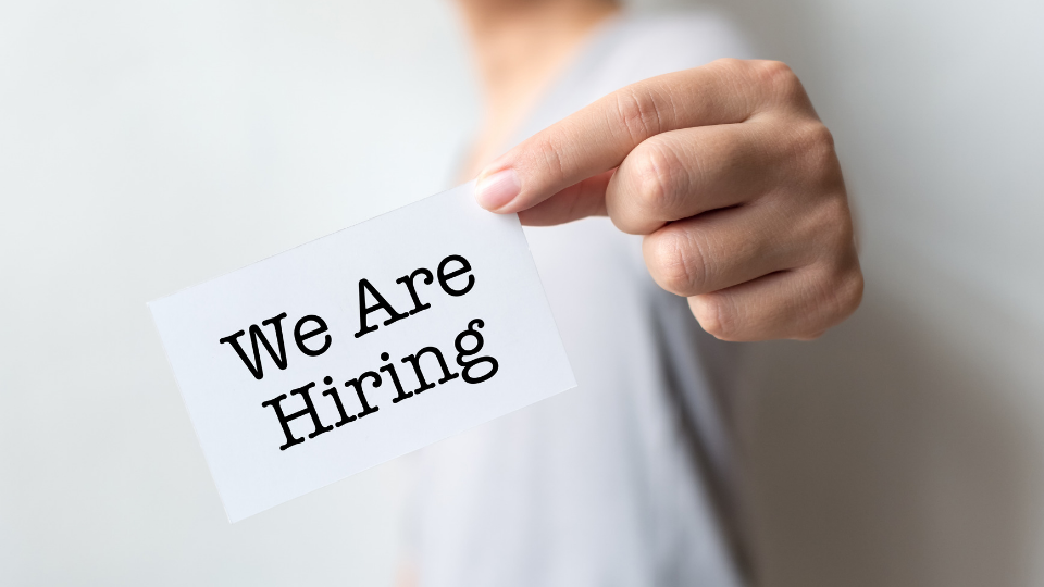 Now Hiring: Software Sales / Account Manager