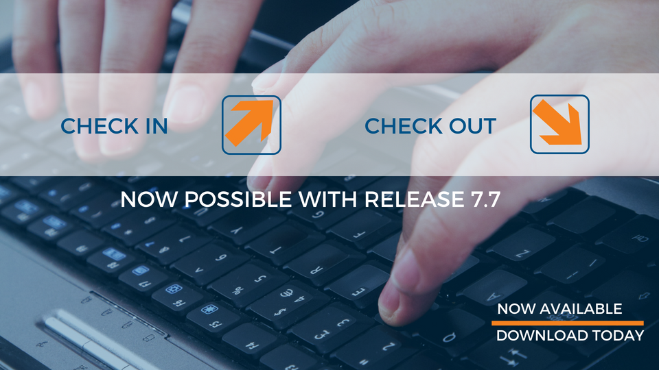 Download Release 7.7 Now