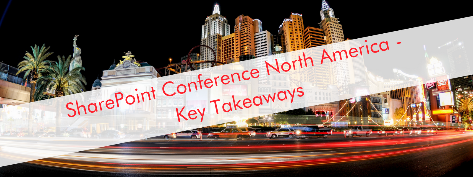 SharePoint Conference North America, back with a bang!