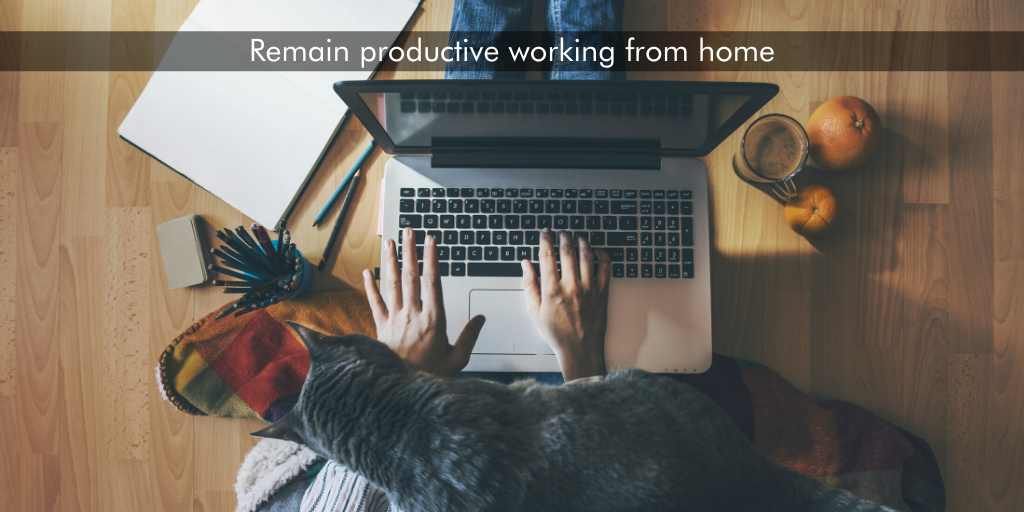 Coping with COVID-19: remaining productive and how OnePlace Solutions is contributing